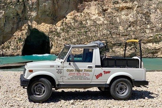 Gozo – ganztägige Jeep-Tour