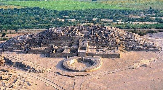 卡拉尔,美洲最古老的文明