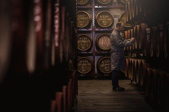 Guidet tur på Ron Arehucas Distillery