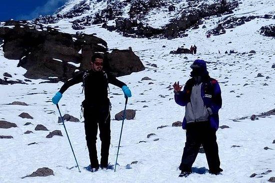 Mt. Kilimanjaro (Machame route)