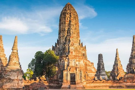 Join Full day Ayutthaya Temples Tour By Road From Bangkok