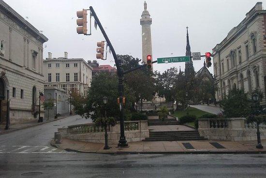 Baltimore visites guidées historiques