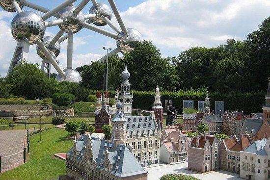 Mini Europe - Parque de recreaciones...
