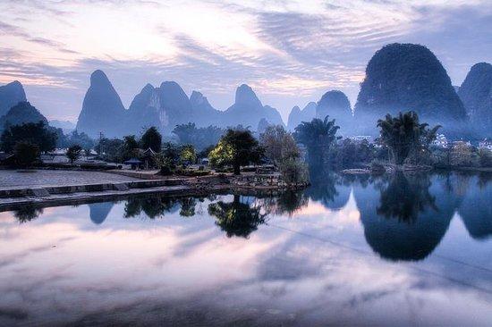 Guilin på en dag: Dagstur fra Shanghai...