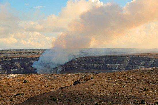 Hawaii Grand Circle Island-tur med Volcanoes National Park Tour - Kona
