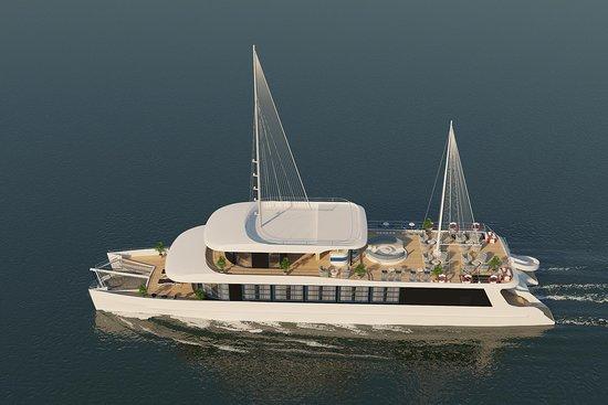 The Halong Catamaran
