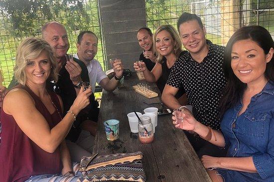 Austin Tasting Tour - Breweries, Distilleries and Wineries