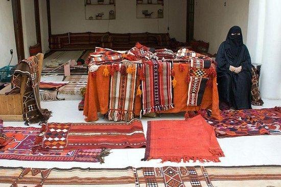 Sadu House & Mubarakiya Old Souq Tour