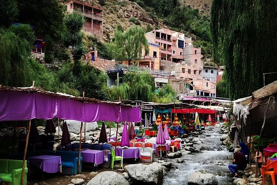 Foto Amazing day trip to Ourika valley from Marrakech