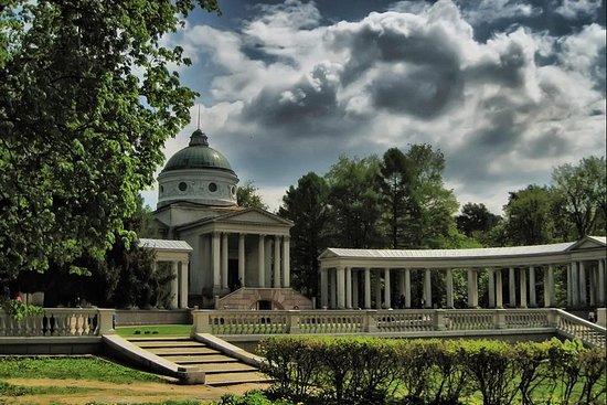 Moskva kultur tur: 'Russisk Versailles' Arkhangelskoye Park og Palace