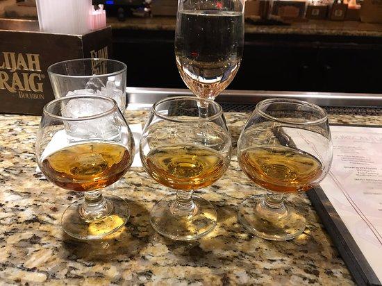 Make mine...bourbon, bourbon and more bourbon