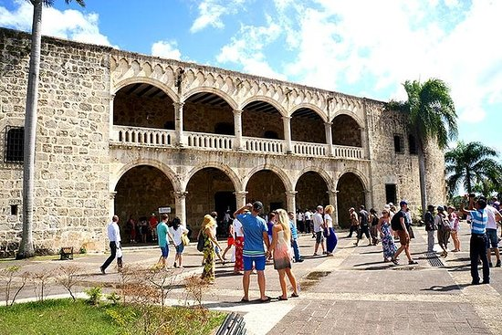 Historical Santo Domingo Day Trip from...