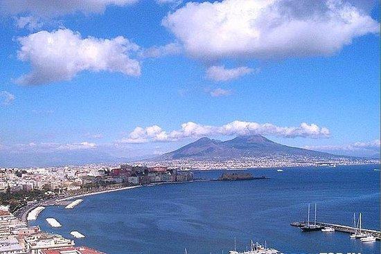MT. Vesuvius en wijnproeverij