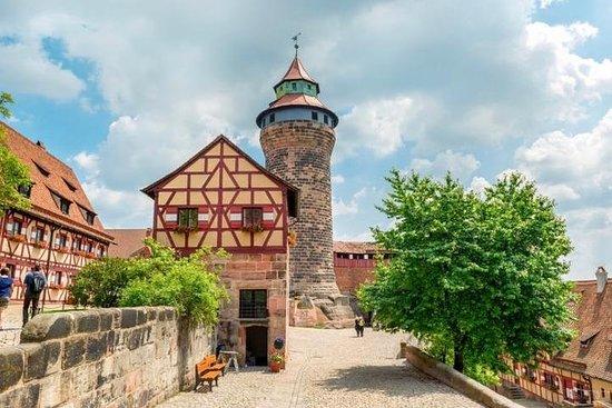 Tour pela cidade velha de Nuremberg