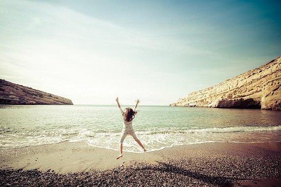 馬塔拉海灘和克里特島南部中部美食與美酒之旅-來自乾尼亞
