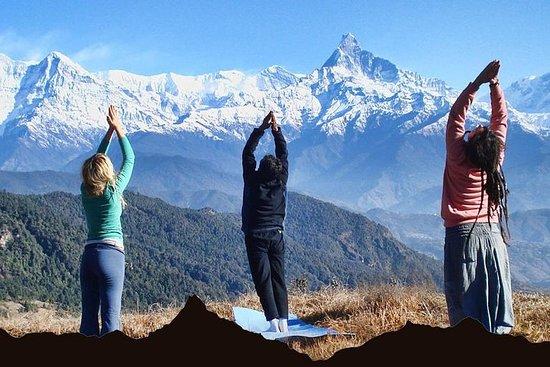 Excursion de bienfaisance Annapurna...