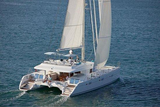 Exumas/Nassau 8 days catamaran cruise, inc. food