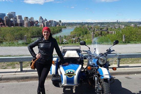 Stadtrundfahrt durch Calgary