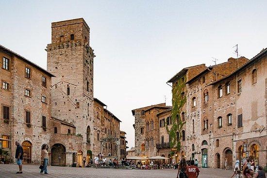 Full Day Tour Toscana Vinsmagning...