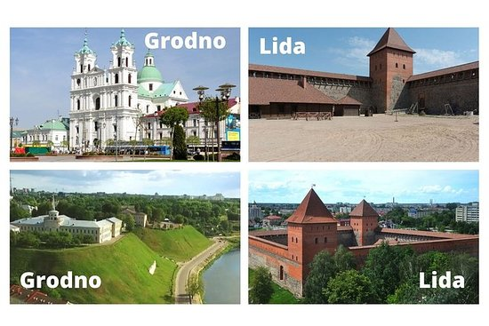 Private Sightseeing tour from Minsk to Lida Castle and the city of...