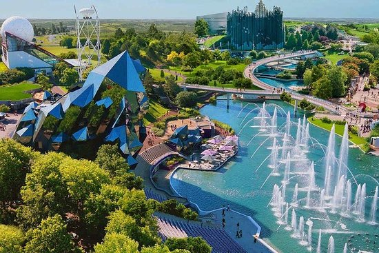 Futuroscope Park - Private Trip