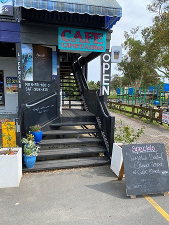 Omokoroa Beach, Новая Зеландия: Home cooked haven!