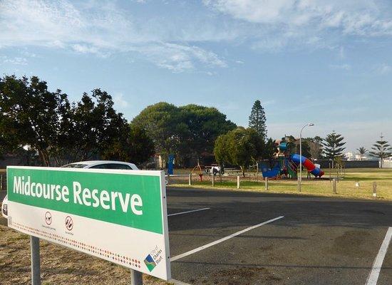 Midcourse Reserve Playground