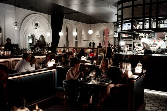 Esquire Drink + Dine QVB