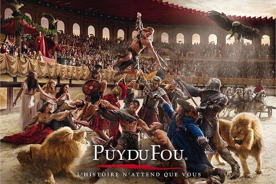 Puy Du Fou Park-私人旅行