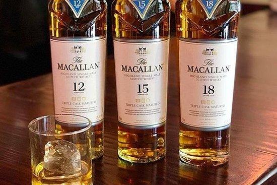 Whisky Tour - Magnífico Macallan...