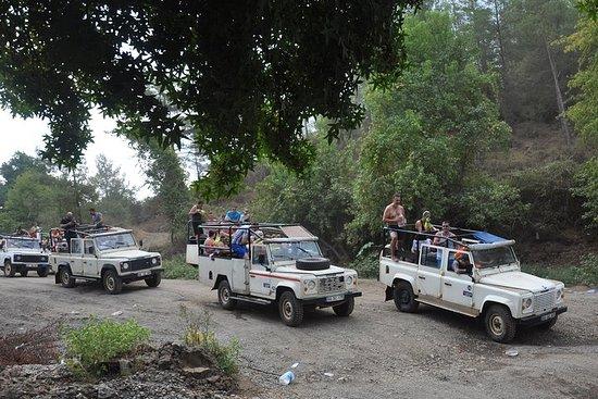 Full-Day Jeep Safari From Marmaris