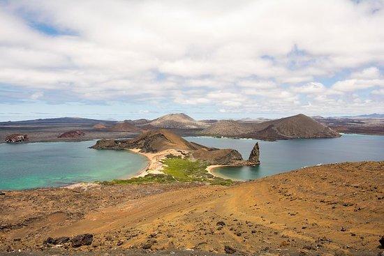 Excursion d'une journée à l'île de Bartolome depuis Puerto Ayora
