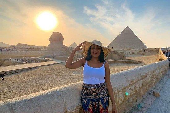 Spesiell dagstur til Giza-pyramider...