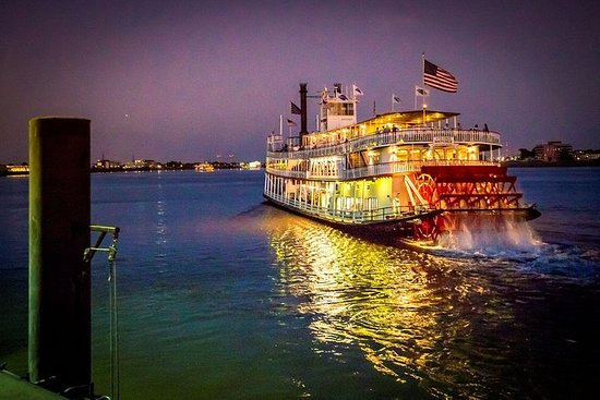 Steamboat Natchez Evening Jazz Cruise...