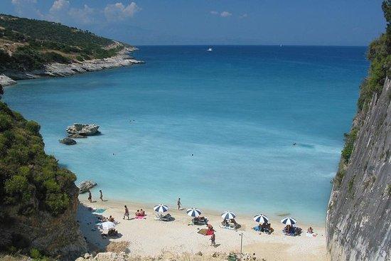 SUP TOUR to the Sulphur and Collagen Spa Beach at Xigia Zakynthos...