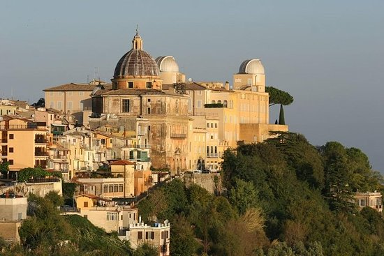 Day Trip To Roman Castles - Private Tour