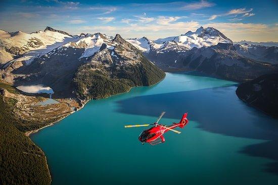 Whistler Helikoptertur