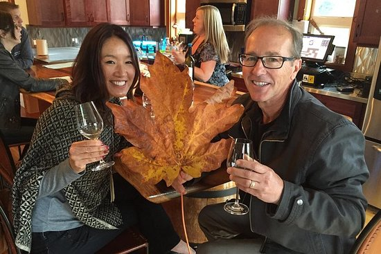 Cowichan Wine Tour with picnic and side tour to Cowichan Bay