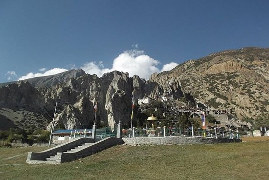 Circuit de l'Annapurna avec Tilicho...