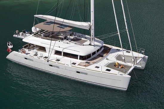 Korsika 8 dager katamaran cruise, inkl. mat