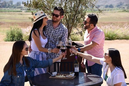 Valle de Guadalupe Get Away