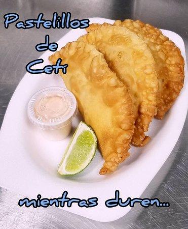 Fish Empanadas...