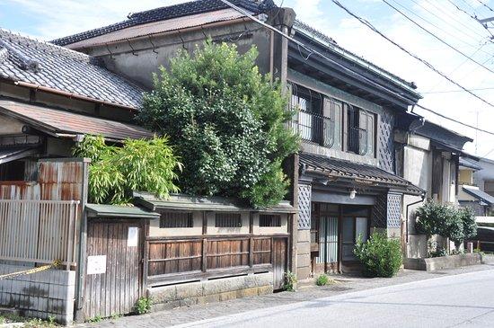 Odawara Itabashi Uchino-tei: 重厚な造りの内野邸
