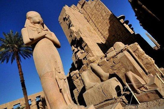 Privat heldagstur til Luxor fra Hurghada