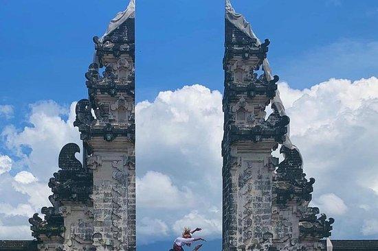 Porte du ciel de Lempuyang: Bali...