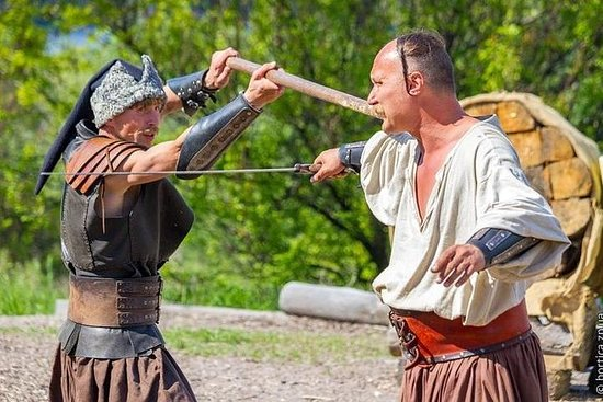 Tour etnico nelle terre dei cosacchi liberi (Poltava, Dnipro