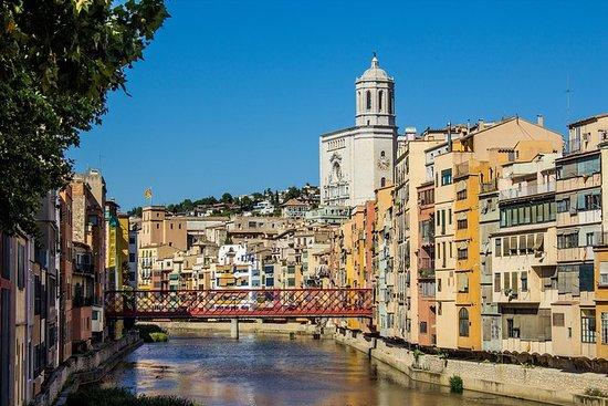 Excursion guidée d'une journée à Gérone...