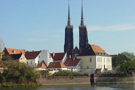 Recorrido privado a pie por Wroclaw