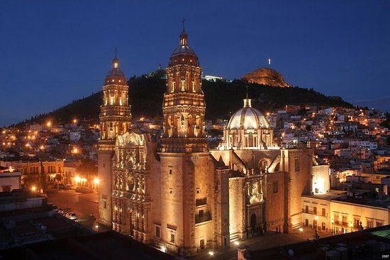 Colonial Treasures: San Miguel de Allende, Guanajuato, Zacatecas and...