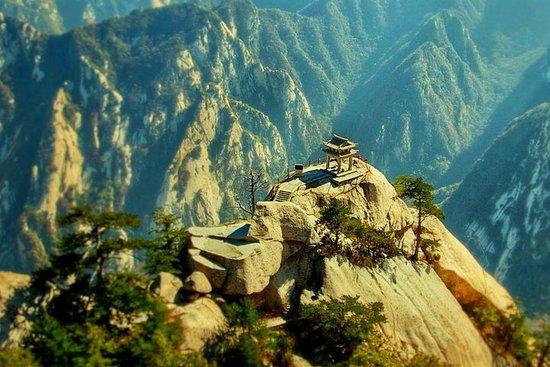 Xi'an Huashan Mountain Adventure Day...